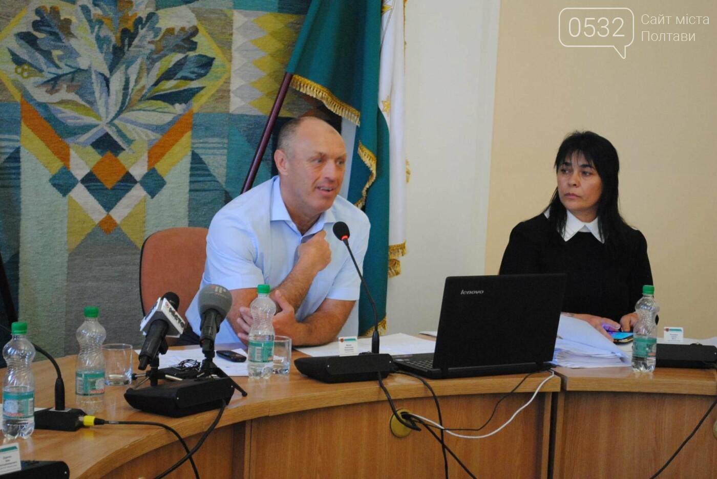 Міський голова Полтави лишився без першого заступника і без коаліції (ВІДЕО), фото-2