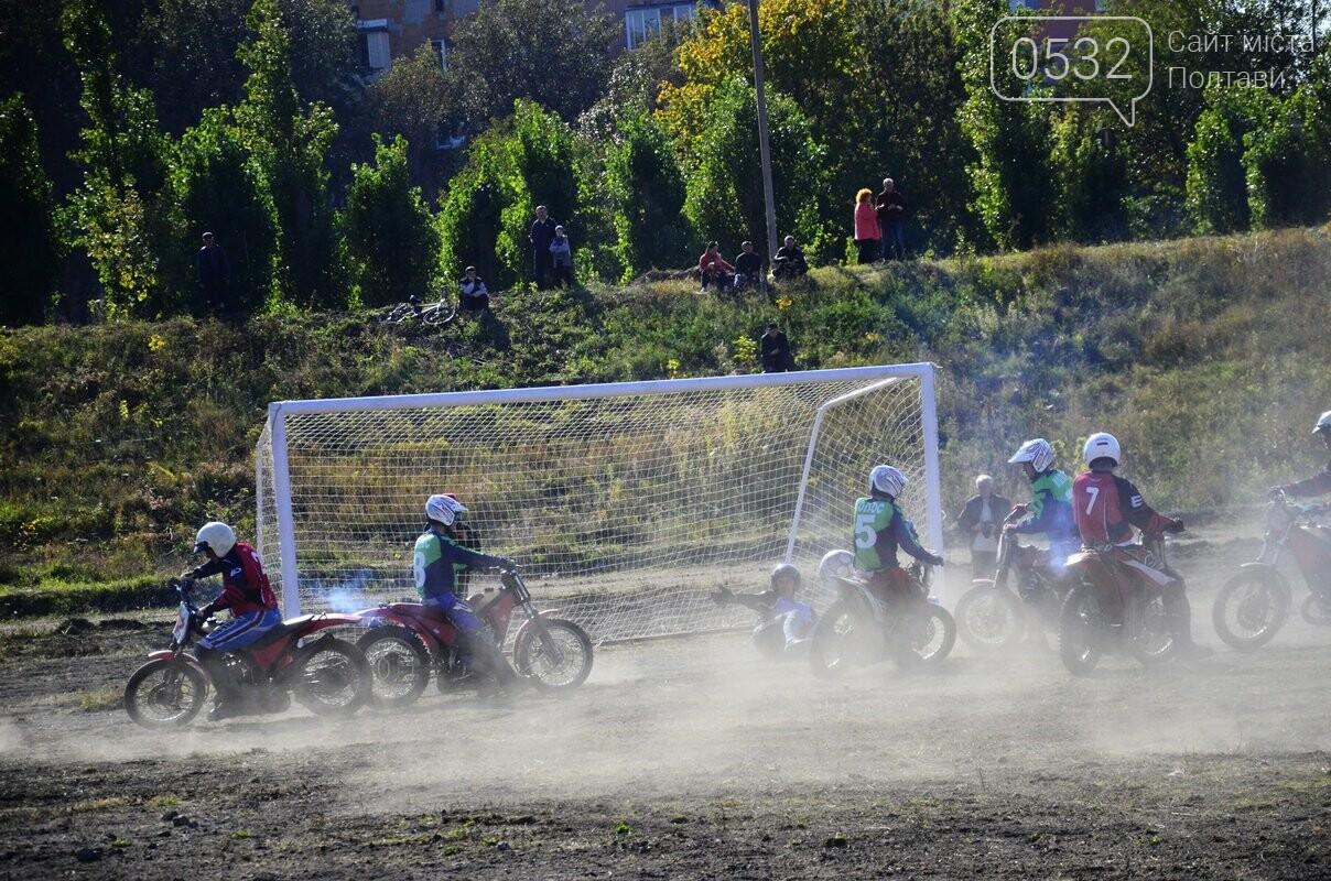 Залізні і нестримні: дивіться наш фоторепортаж із неймовірного матчу з мотоболу, фото-49