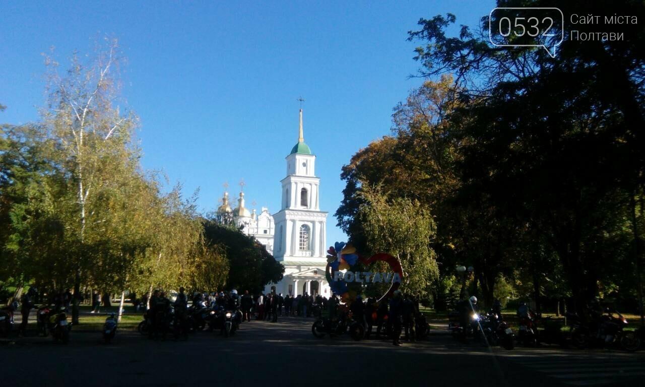 Полтавські байкери потужно закрили сезон (ФОТО, ВІДЕО), фото-4
