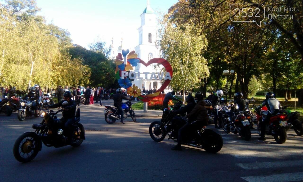 Полтавські байкери потужно закрили сезон (ФОТО, ВІДЕО), фото-5