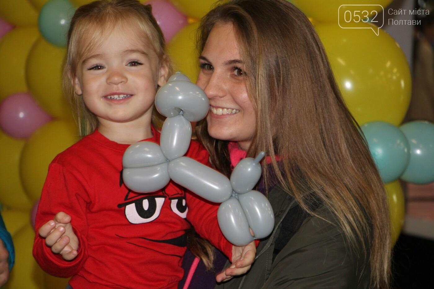 Діти у захваті – у Полтаві вперше організували виставку великих фігур із повітряних кульок (ФОТО)   , фото-11