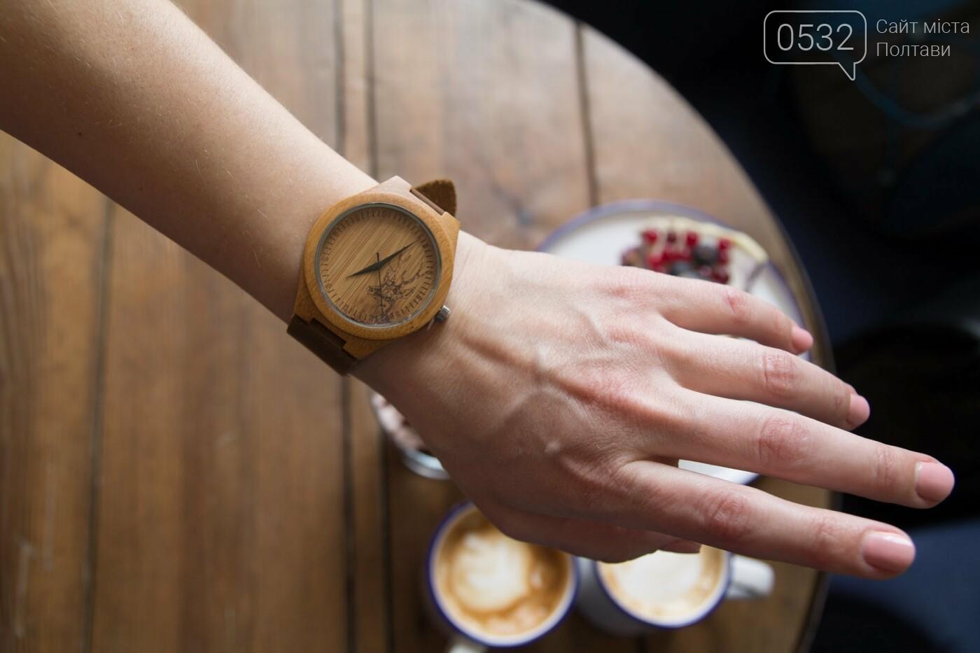 Модний, оригінальний, сучасний годинник. Найкращій подарунок на 14 жовтня!, фото-3