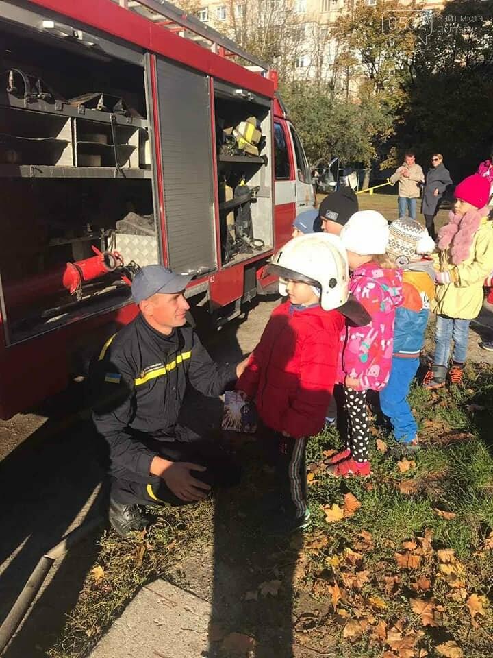 Віта Блоха: організували дітям свято з ДСНС, щоб навчити пожежній безпеці, фото-4