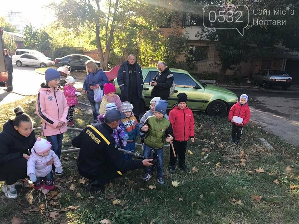 Віта Блоха: організували дітям свято з ДСНС, щоб навчити пожежній безпеці, фото-3