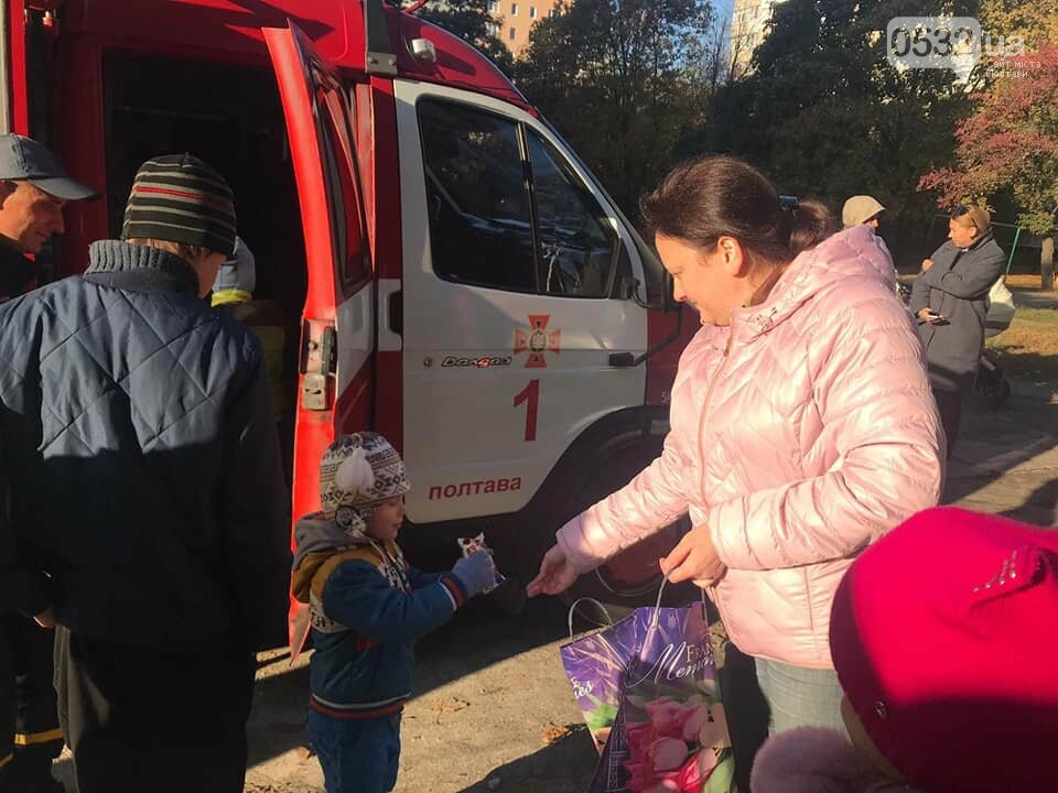 Віта Блоха: організували дітям свято з ДСНС, щоб навчити пожежній безпеці, фото-2