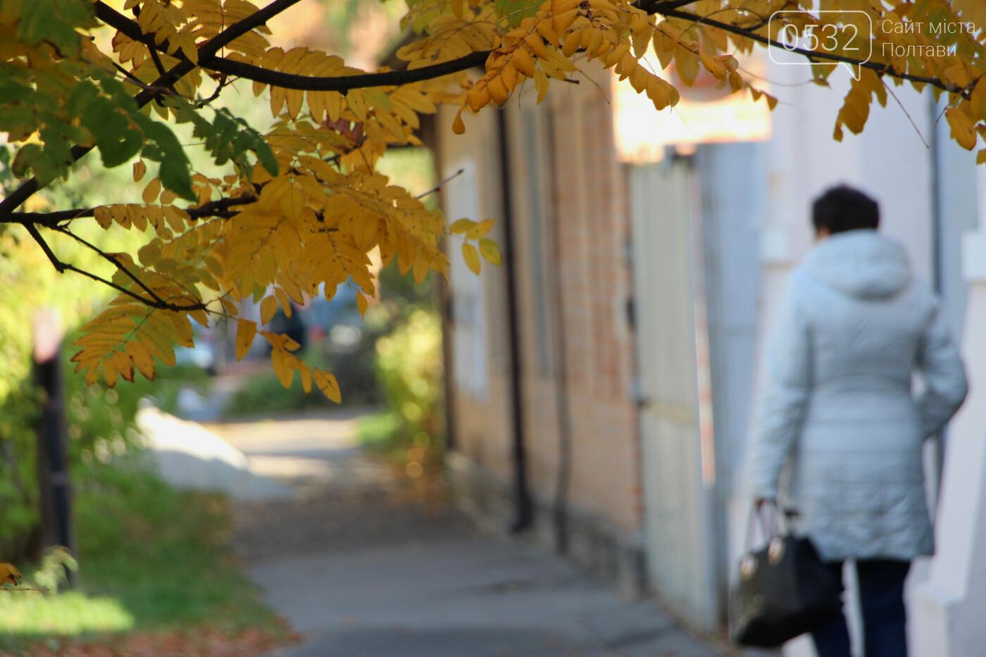 Осіння прогулянка вулицями Полтави (ФОТОРЕПОРТАЖ), фото-34