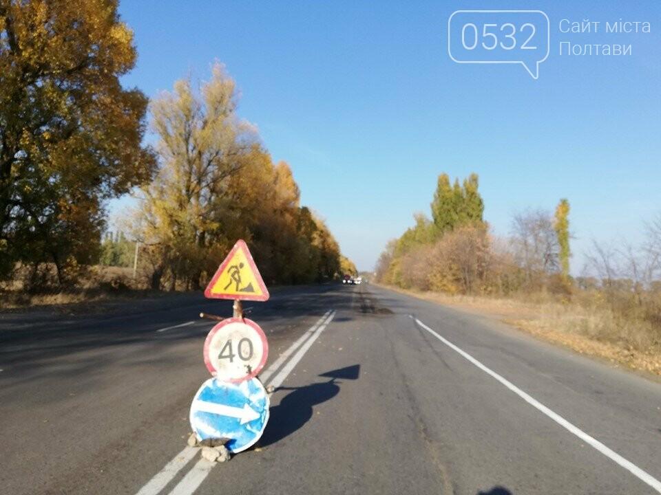 Під Полтавою ремонтують аварійну ділянку дороги, фото-3