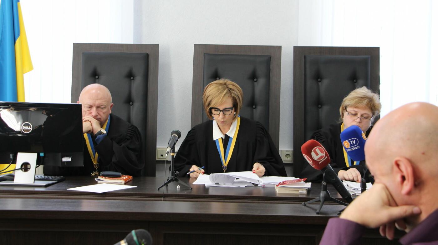 «Я не вбивав! Ми ж разом виросли!» - у Полтаві підозрюваного у вбивстві оператора Дениса Руденка не випустили з-за ґрат (ВІДЕО), фото-1