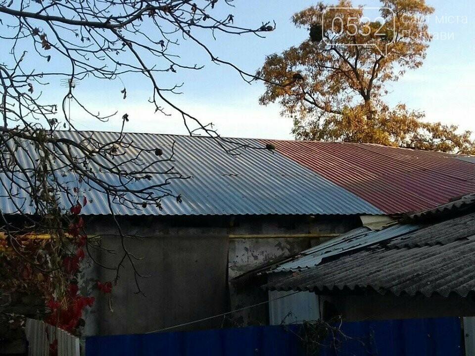 Завдяки пожертвам небайдужих полтавців відновили дах у садибі - музеї патріарха Мстислава, фото-1