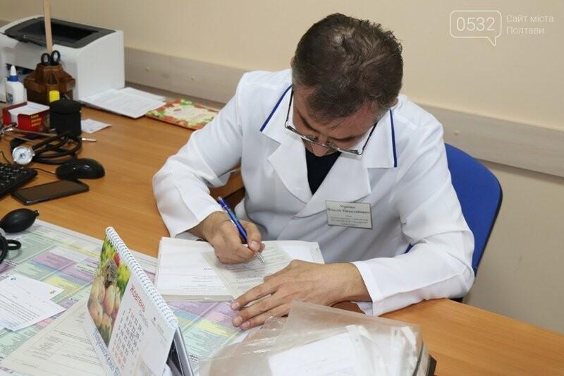 Керівництво Полтави власним прикладом заохочує містян щеплюватись від грипу, фото-1