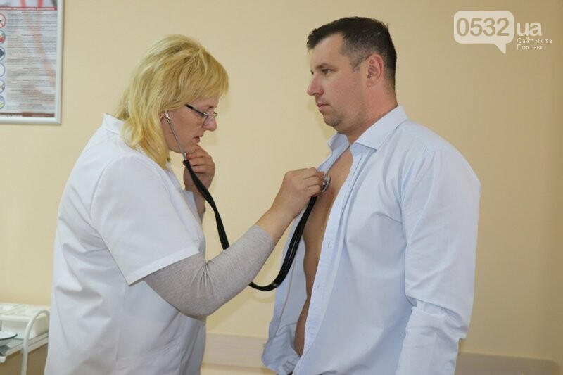 Керівництво Полтави власним прикладом заохочує містян щеплюватись від грипу, фото-4