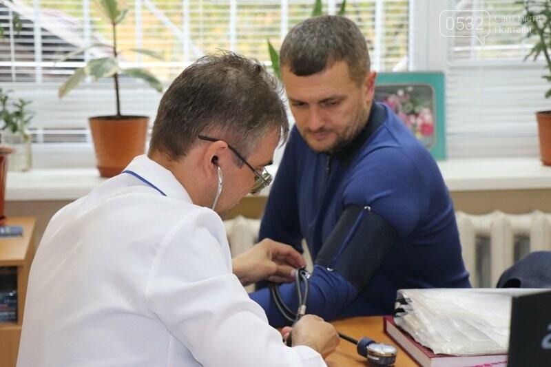 Керівництво Полтави власним прикладом заохочує містян щеплюватись від грипу, фото-5