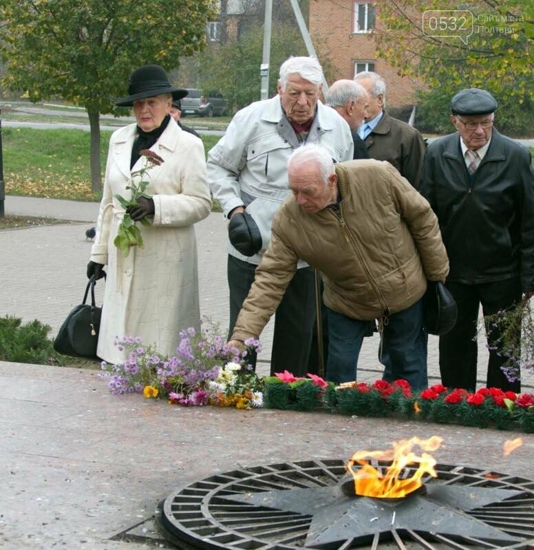 У Полтаві відзначили 75 річницю вигнання нацистських окупантів, фото-1