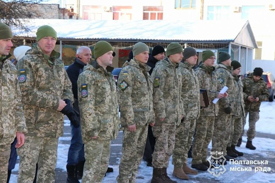Полтавським військовим вручили нове обладнання для захищеного радіозв'язку, фото-2