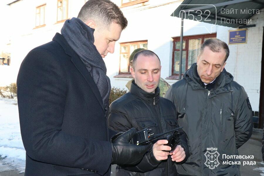 Полтавським військовим вручили нове обладнання для захищеного радіозв'язку, фото-8
