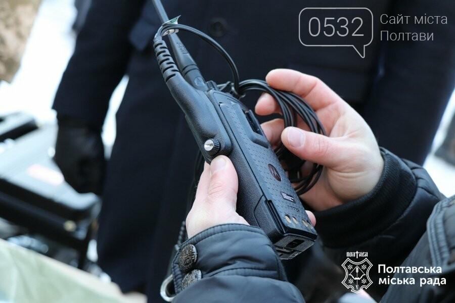Полтавським військовим вручили нове обладнання для захищеного радіозв'язку, фото-4