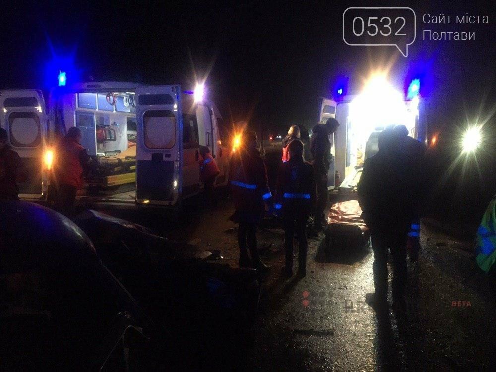 В аварії під Полтавою травмувалися п'ятеро людей, фото-2