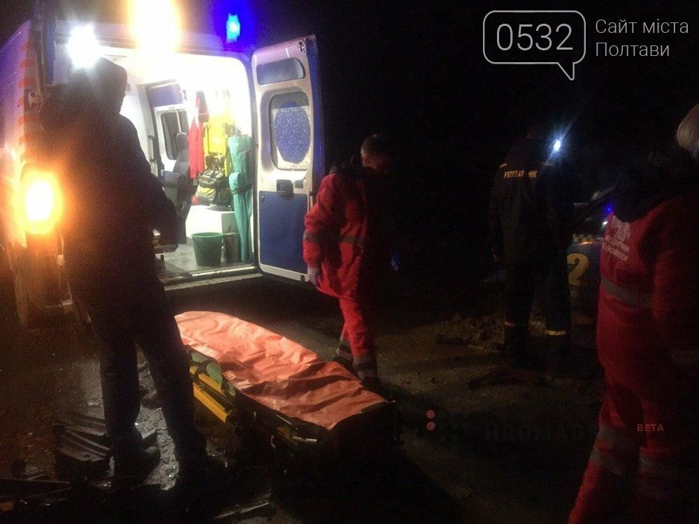 В аварії під Полтавою травмувалися п'ятеро людей, фото-3