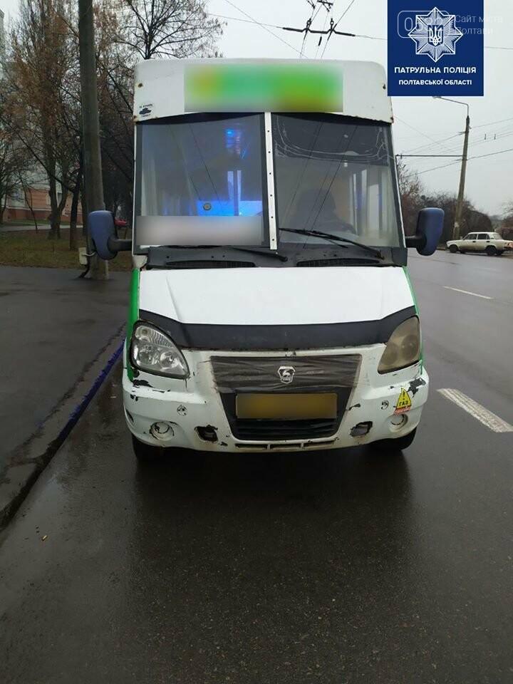 У Полтаві затримали нетверезого водія маршрутки, фото-3