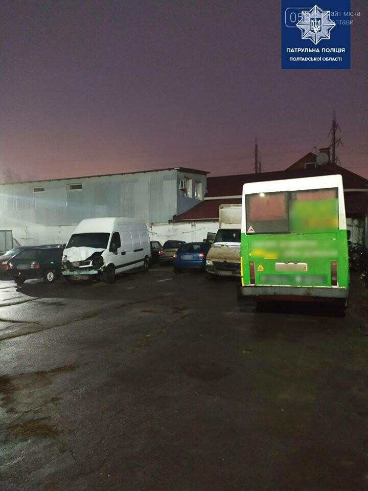 У Полтаві затримали нетверезого водія маршрутки, фото-4