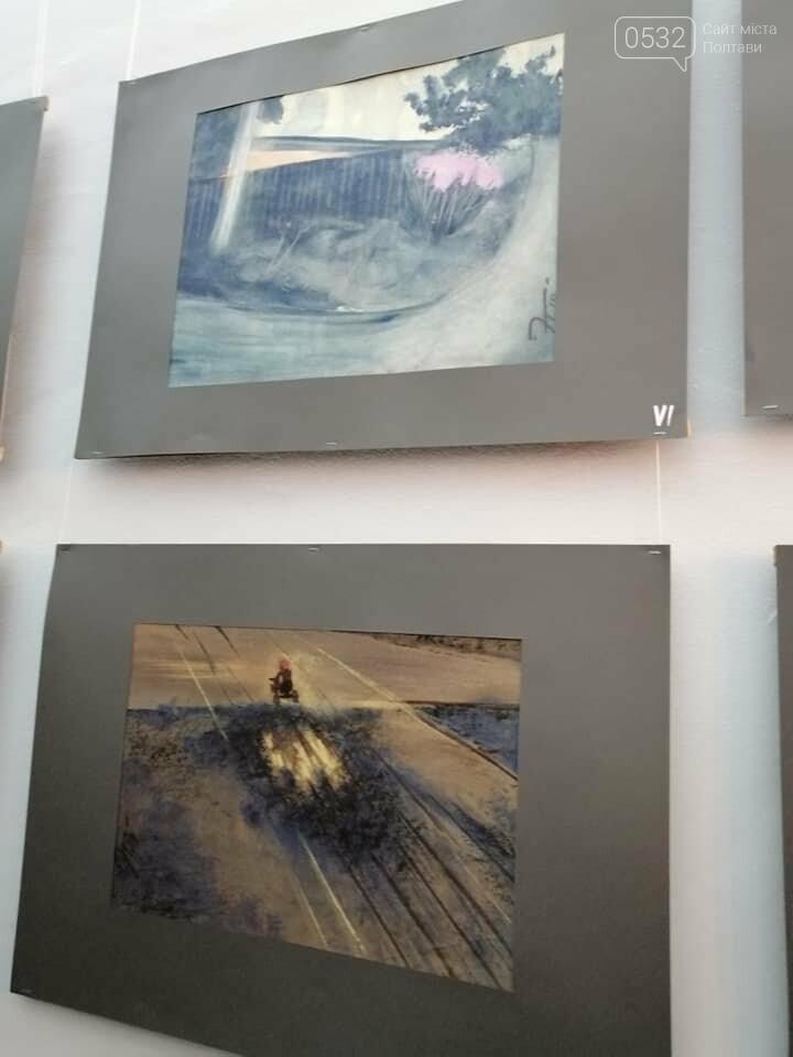"""У Полтаві пройшла благодійна моновистава поетеси із Парижу """"Дорога додому"""", фото-14"""