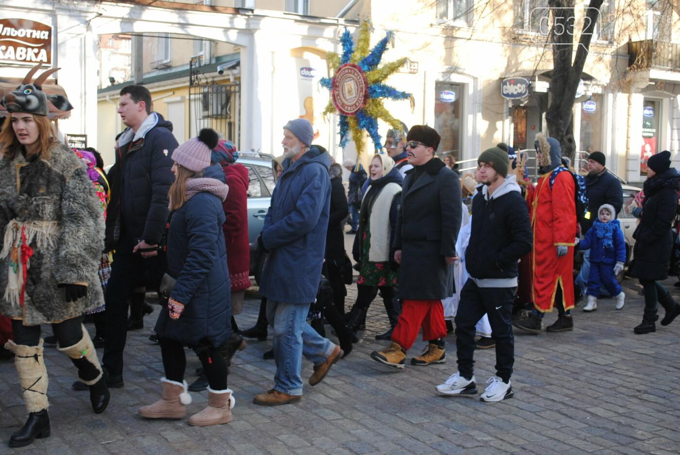 У Полтаві розгорнулося вертепне дійство з колядками та щедрівками «Різдвяна феєрія» (ФОТО), фото-10