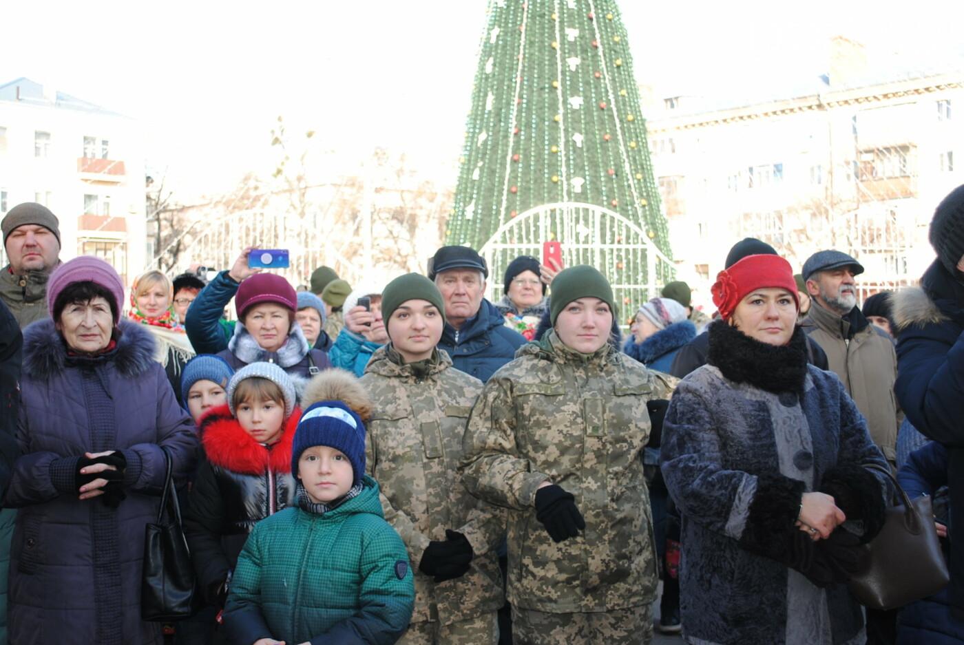 У Полтаві розгорнулося вертепне дійство з колядками та щедрівками «Різдвяна феєрія» (ФОТО), фото-18