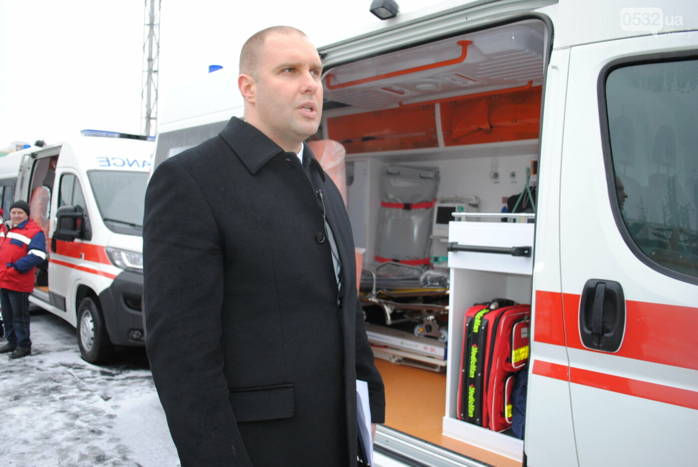 До Полтавського автопарку екстреної медичної допомоги надійшло 103 нових автомобіля, фото-5