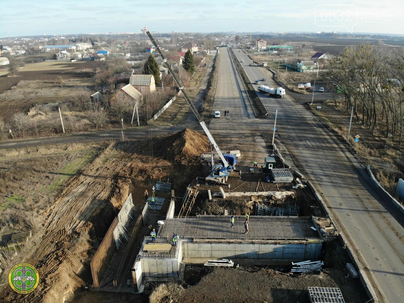 Під Полтавою будують два підземних пішохідних переходи, фото-3