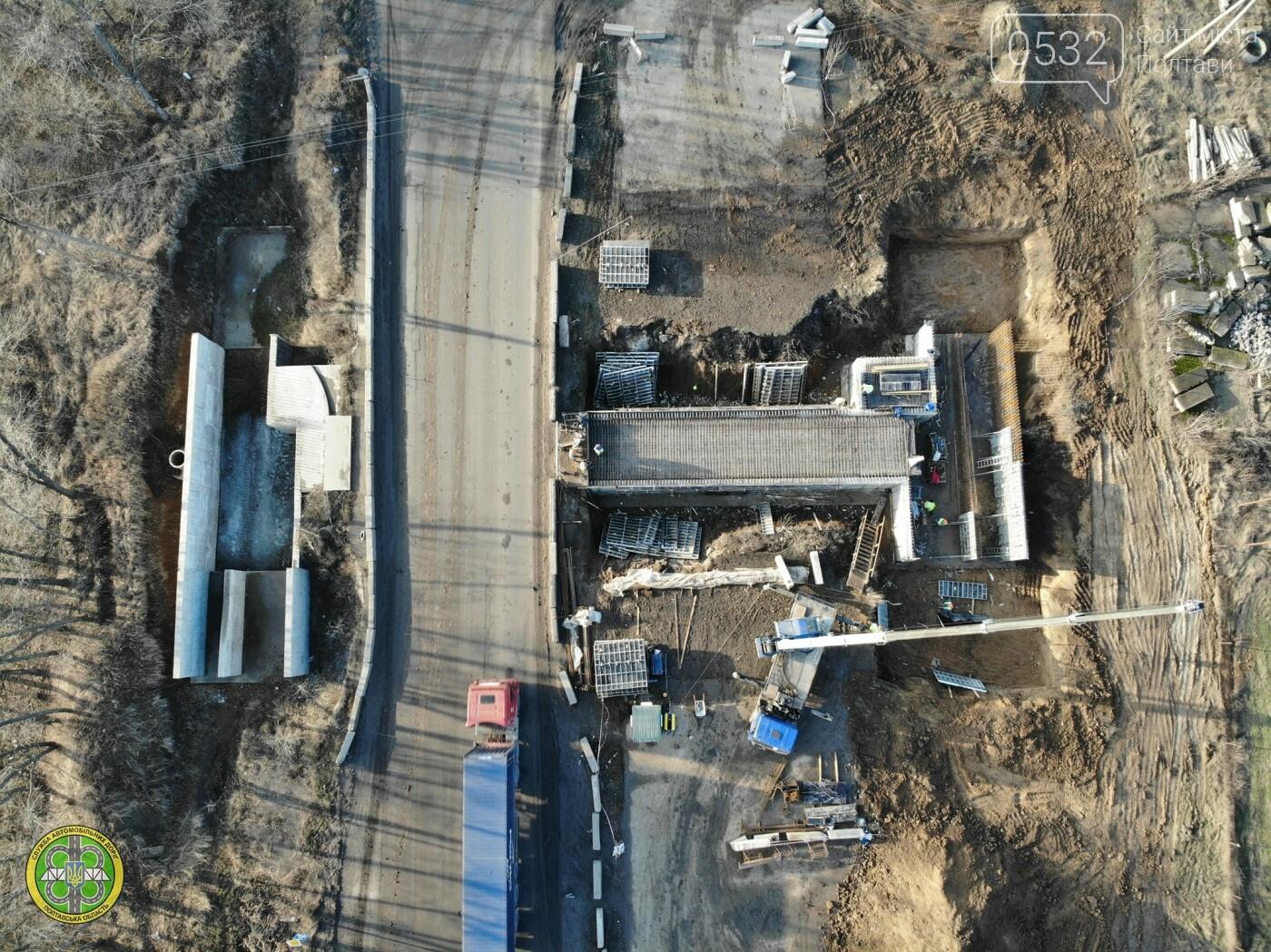 Під Полтавою будують два підземних пішохідних переходи, фото-5