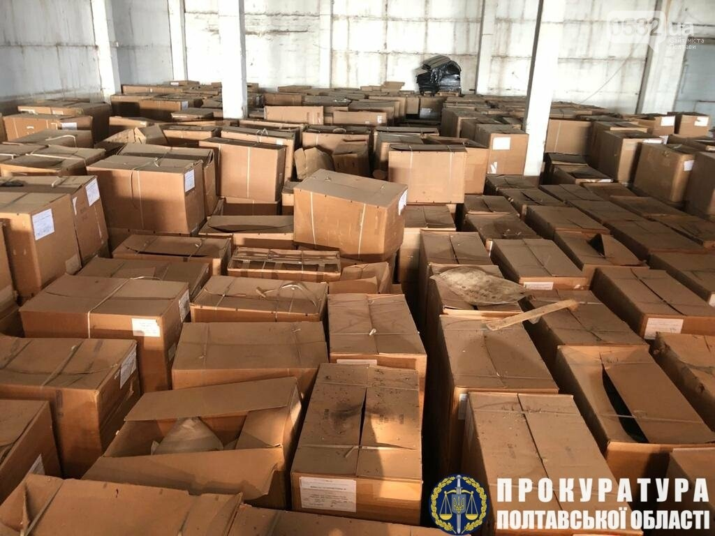 «Покурили» на 200 мільйонів: на Полтавщині прокуратура і податкова поліція викрили незаконне виробництво сигарет, фото-3