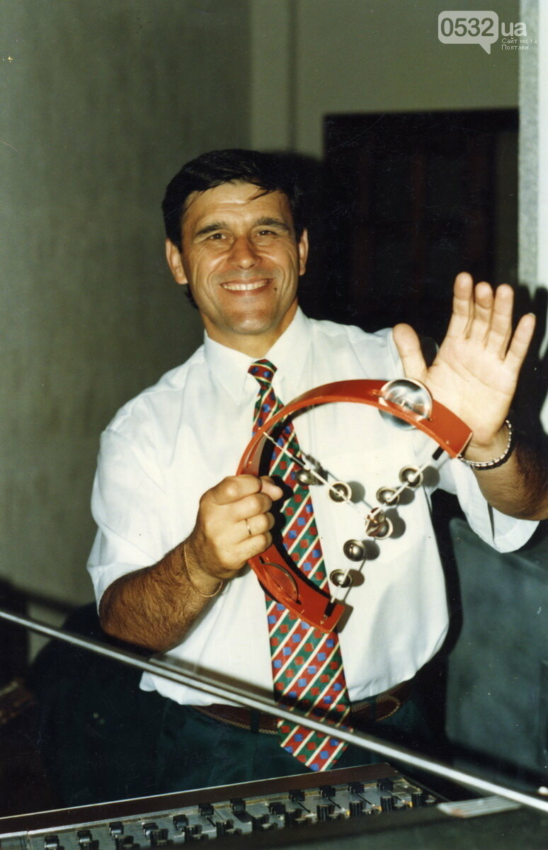 Сьогодні відомий полтавський шоумен Олег Година святкує творчий ювілей, фото-11