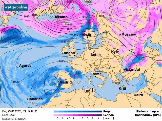 Синоптики прогнозують Україні сильний вітер та потепління на наступному тижні, фото-1