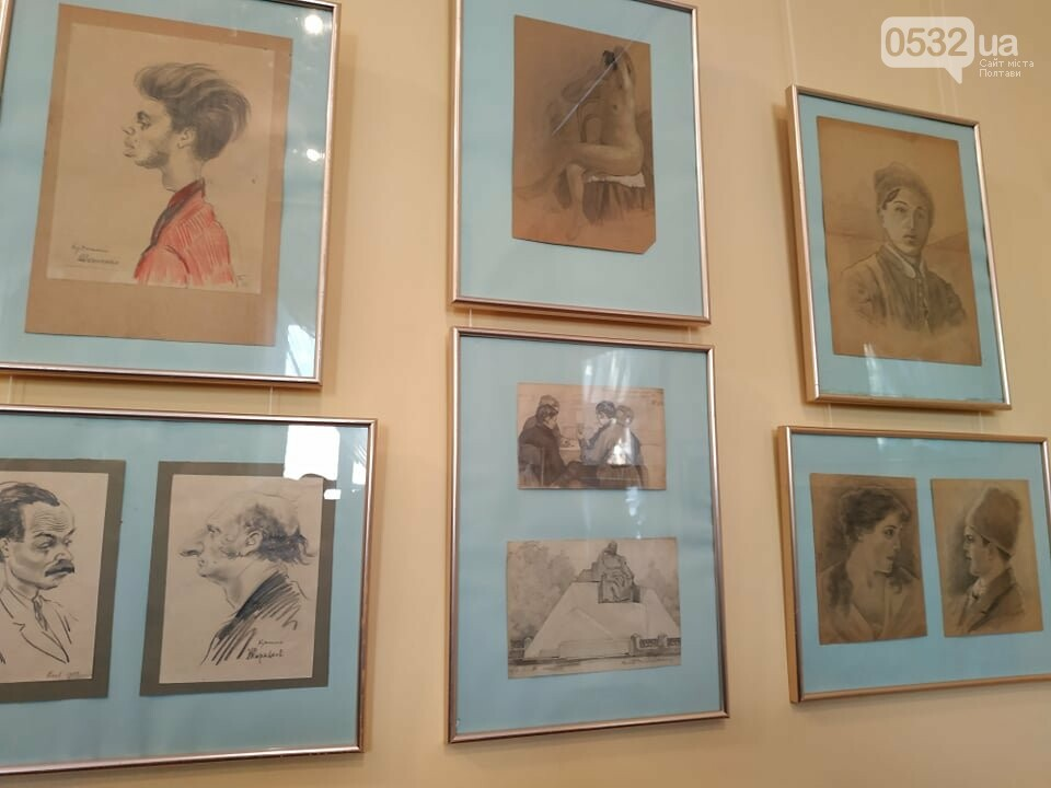 У Полтаві відкрилася виставка « Незвичайний Горобець», фото-2
