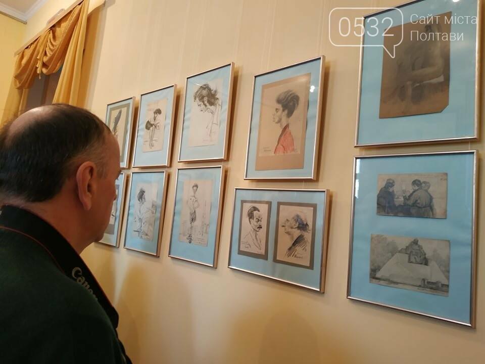 У Полтаві відкрилася виставка « Незвичайний Горобець», фото-3