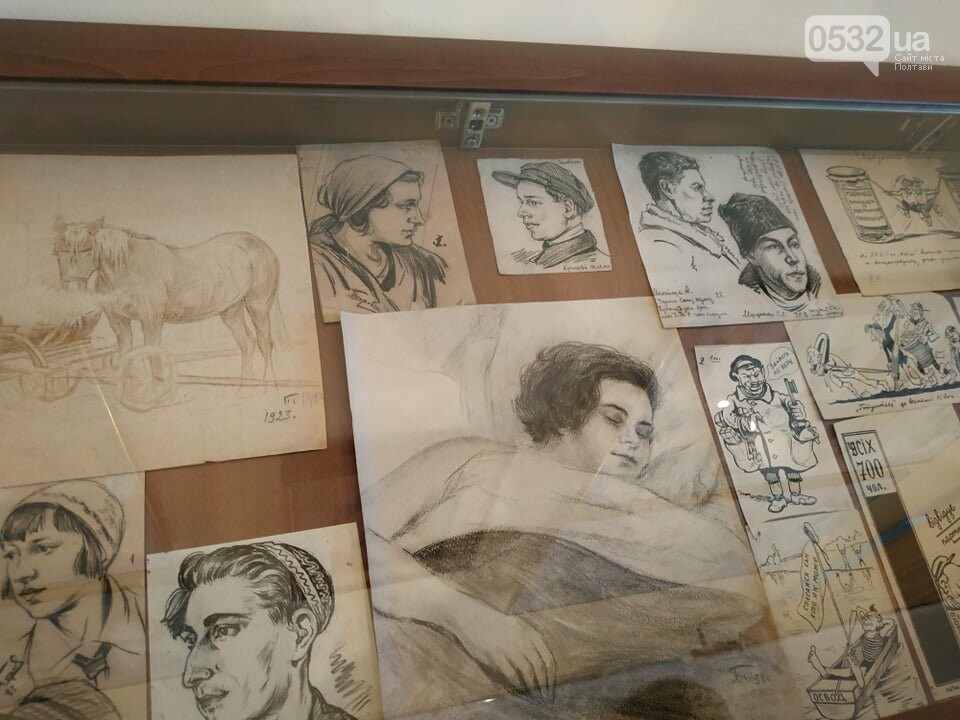 У Полтаві відкрилася виставка « Незвичайний Горобець», фото-1