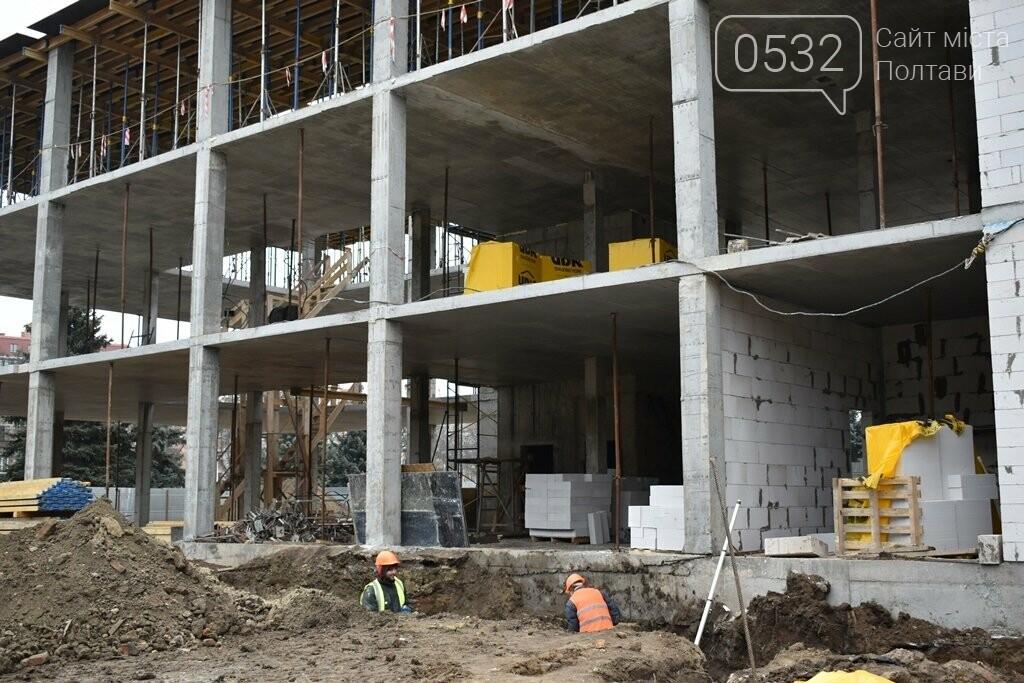 Центр надання адмінпослуг у Полтаві планують здати в вересні цього року, фото-1