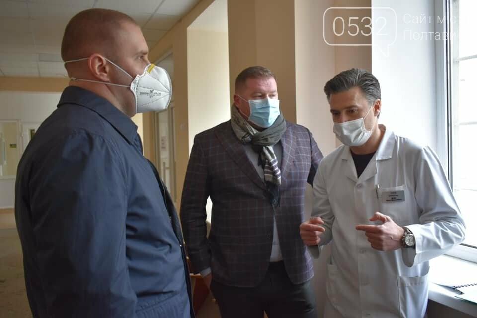 Під час карантину у обласному онкодиспансері продовжують лікування хворих та проводять ремонтні роботи, фото-2