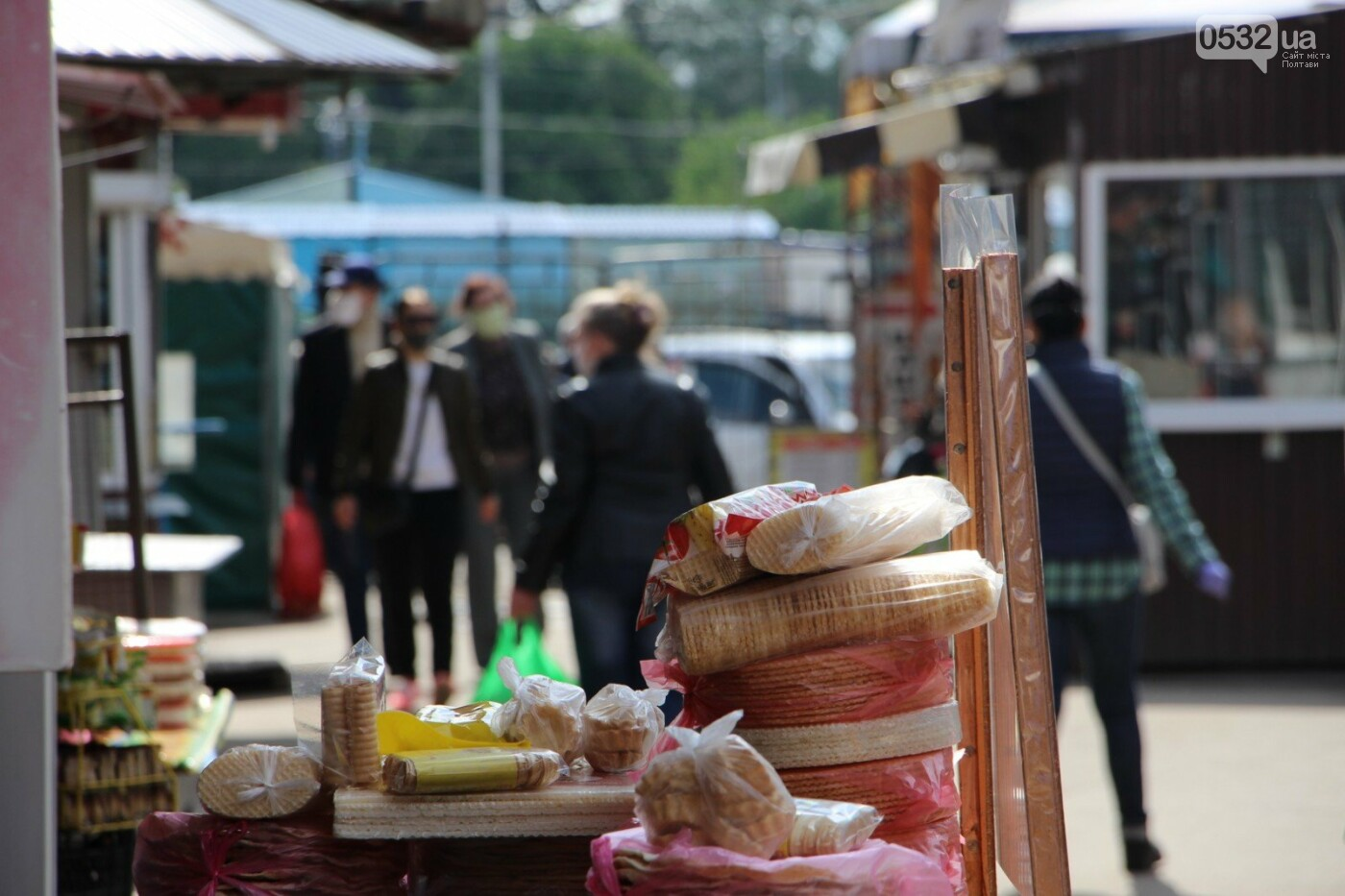 Як сьогодні працюють ринки Полтави? (ФОТО), фото-4