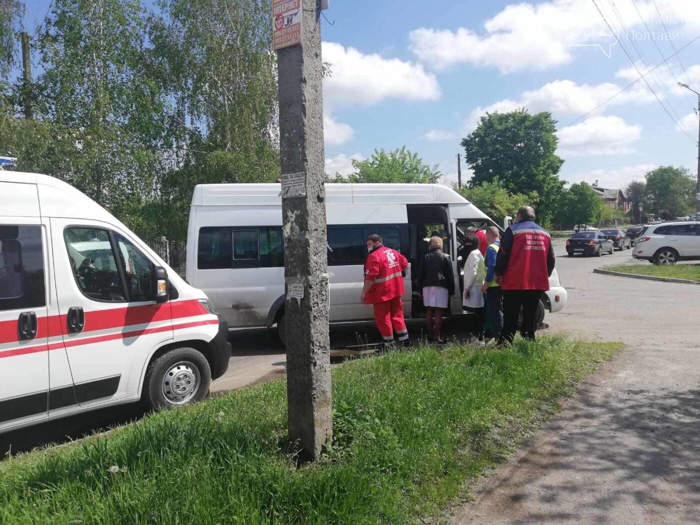 У Полтаві в мікроавтобусі помер молодий чоловік, фото-3