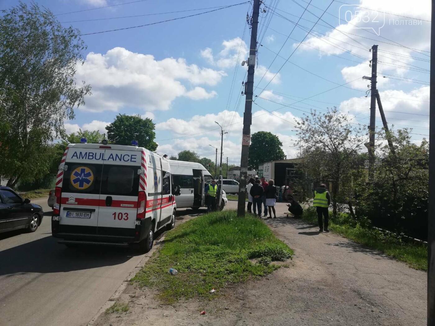 У Полтаві в мікроавтобусі помер молодий чоловік, фото-5