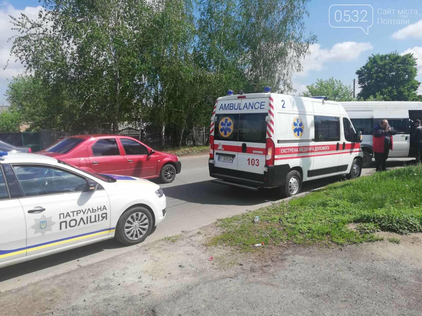 У Полтаві в мікроавтобусі помер молодий чоловік, фото-2