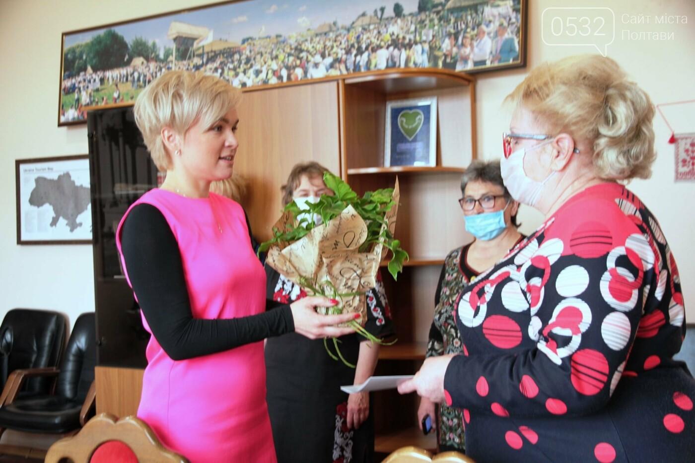 На Полтавщині привітали матерів загиблих учасників АТО, фото-1