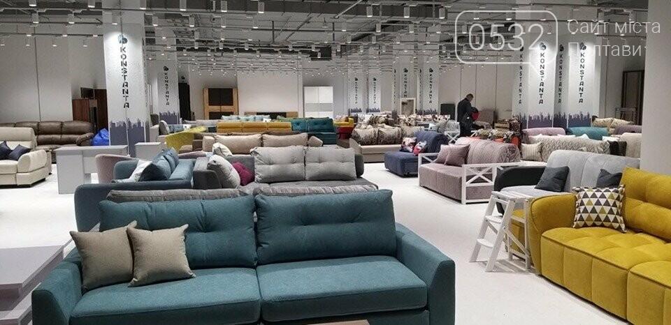 У Полтаві відкрив власний магазин лідер меблевої галузі України, фото-13