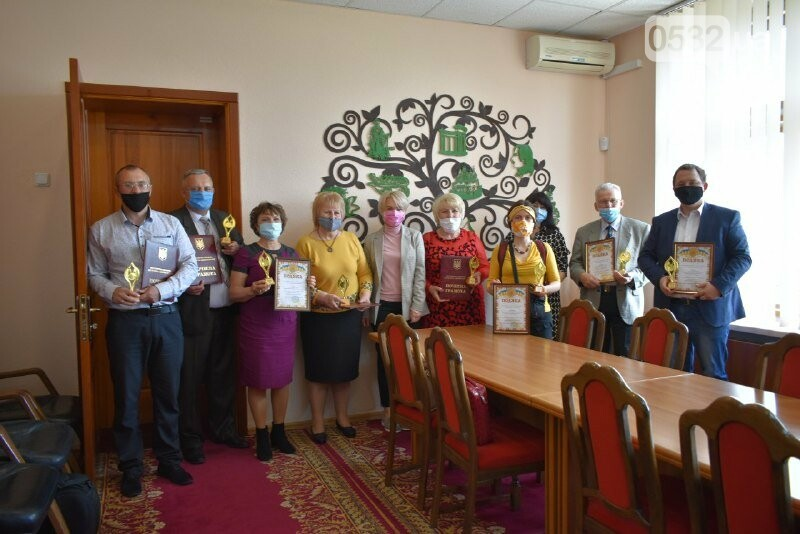 У Полтаві привітали кращих працівників музеїв, фото-10