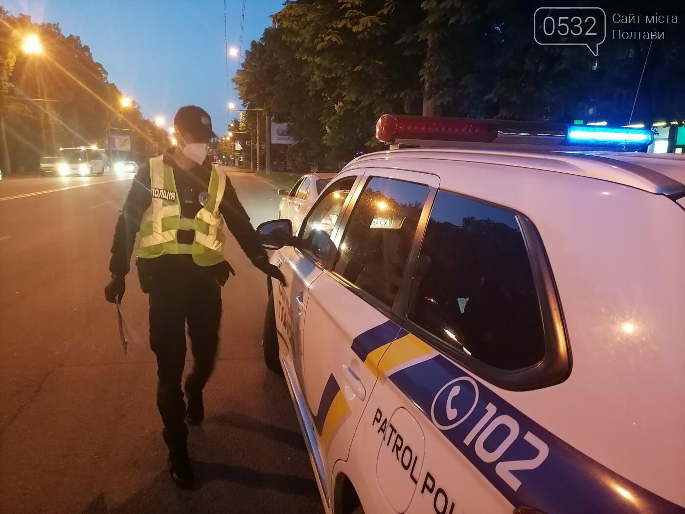 У Полтаві патрульні записали на реєстратор порушення на перехресті та оштрафували водія (ФОТО, ВІДЕО), фото-3