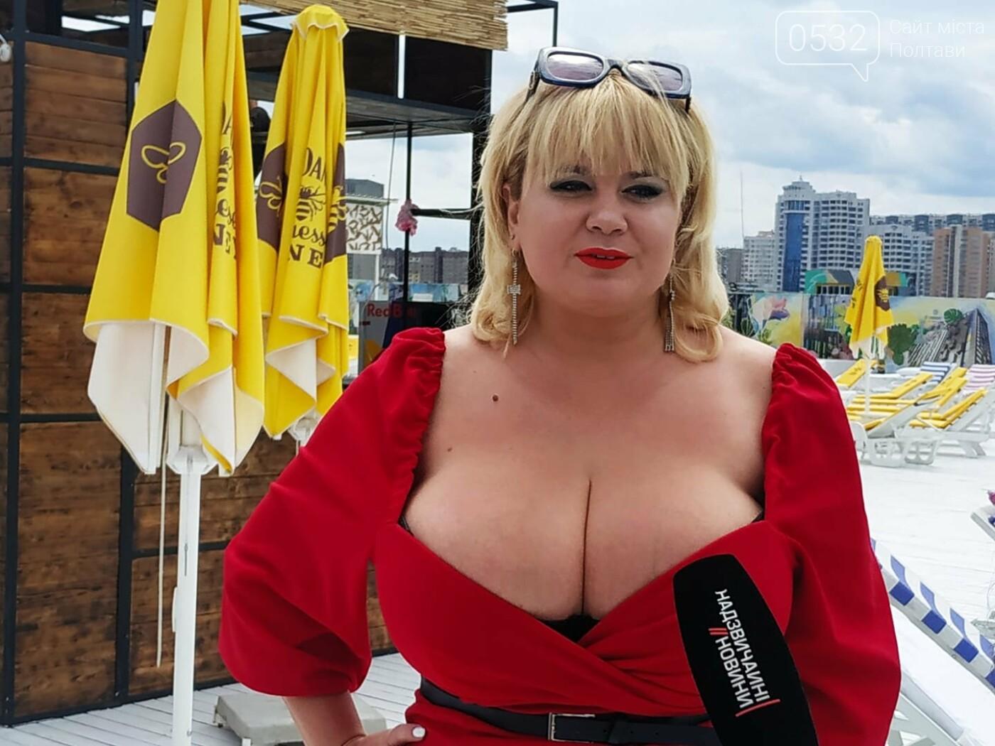 Уродженка Полтавщини стала володаркою найбільших грудей в Україні (ФОТО), фото-7
