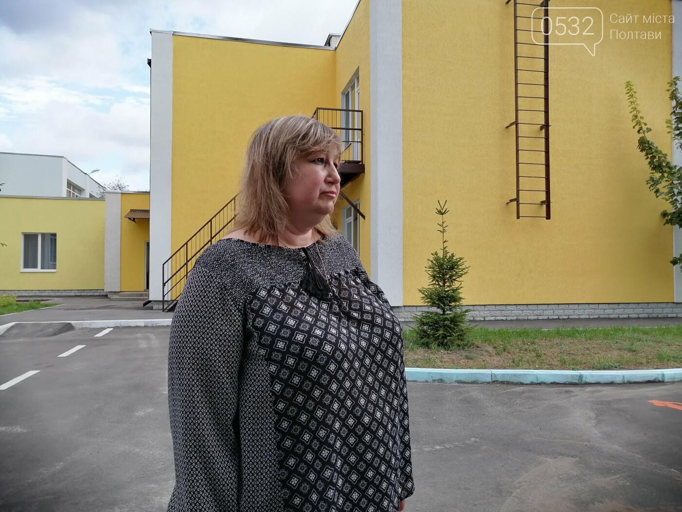 Директор ДНЗ № 6 «Чебурашка» Вікторія Павленко