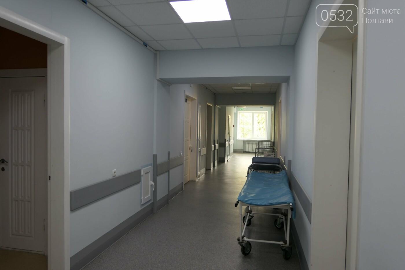 Реконструйоване урологічне відділення