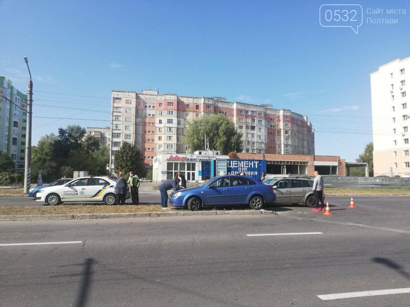 У Полтаві зіткнулися три автівки, фото-4
